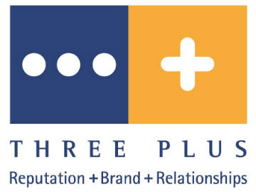 Three Plus Logo