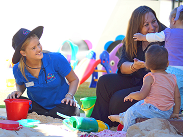 Australian Child Care Career Options (ACCCO)