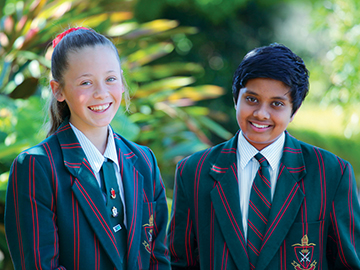 Brisbane's International Students at St Paul's School