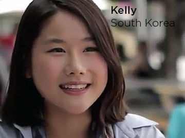 Kelly South Korea