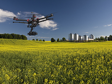 Agtech drone