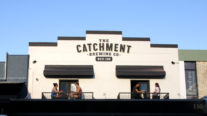 Catchment Brewing Co