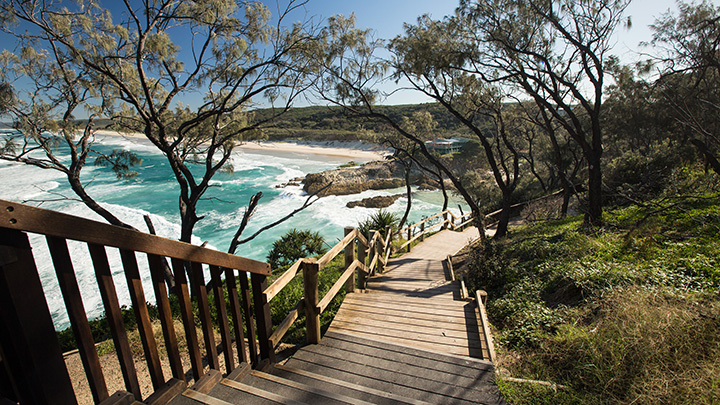 North Gorge Walk, North Stradbroke Island